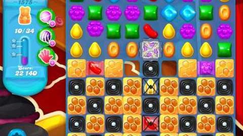 Candy Crush Soda Saga Level 1575 (3 Stars)