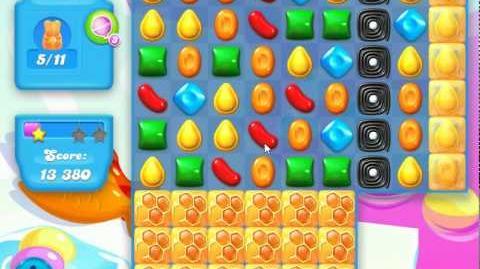 Candy Crush Soda Saga Level 217 (3 Stars)