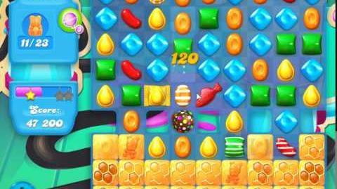 Candy Crush Soda Saga Level 185(3 Stars)