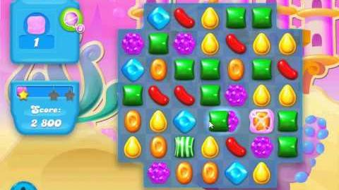 Candy Crush Soda Saga Level 166(3 Stars)