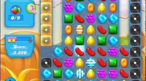 Candy Crush Soda Saga Level 161(3 Stars)