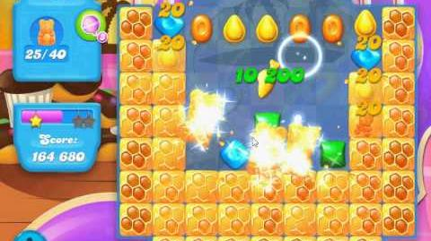 Candy Crush Soda Saga Level 120 (buffed, 3 Stars)