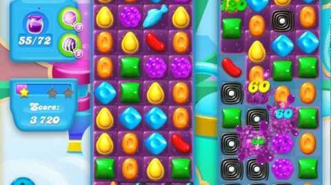 Candy Crush Soda Saga Level 288 (3 Stars)