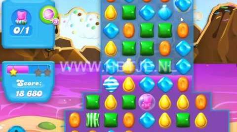 Candy Crush Soda Saga level 25