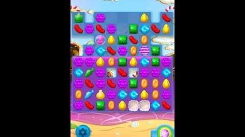 Candy Crush Soda Saga Level 25 (Mobile)
