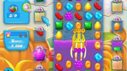 Candy Crush Soda Saga Level 156 (3 Stars)