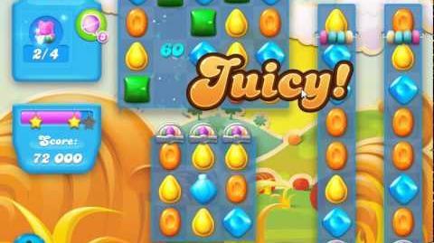 Candy Crush Soda Saga Level 159 (3 Stars)