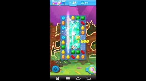Candy Crush Soda Saga Level 7 (Mobile)