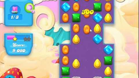 Candy Crush Soda Saga Level 37 (2nd version, 3 Stars)