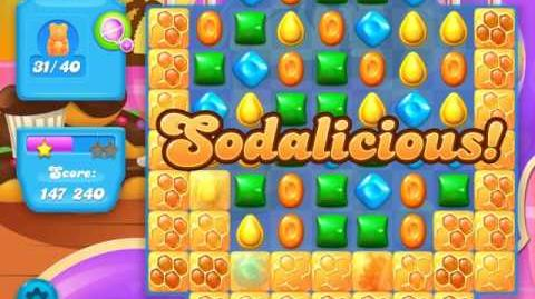 Candy Crush Soda Saga Level 120 (2nd buffed, 3 Stars)