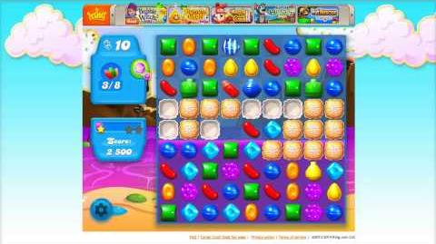 Candy Crush Soda Saga Level 21