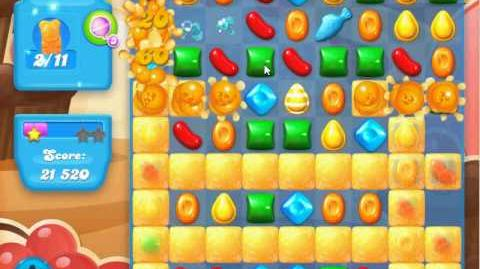 Candy Crush Soda Saga Level 102
