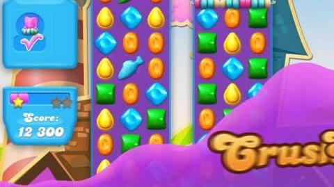 Candy Crush Soda Saga Level 2 (unreleased version 10)