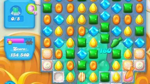 Candy Crush Soda Saga Level 153 (buffed,3 Stars)