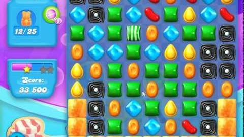 Candy Crush Soda Saga Level 198(3 Stars)