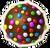 Color Bomb Icon