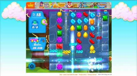 Candy Crush Soda Saga Level 12