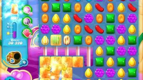 Candy Crush Soda Saga Level 338 (12th version, 3 Stars)