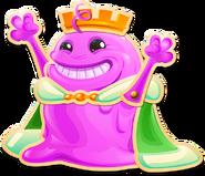 King Bubblegum-Troll transparency