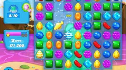 Candy Crush Soda Saga Level 18 (nerfed,3 Stars)