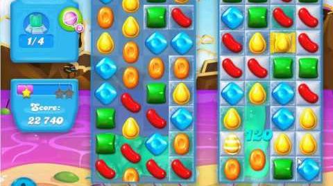 Candy Crush Soda Saga Level 20 (nerfed, 3 Stars)