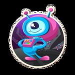 Bubblegum Blueshift icon