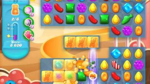 Candy Crush Soda Saga Level 95 (buffed, 3 Stars)