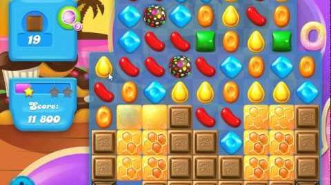 Candy Crush Soda Saga Level 110 (2nd buffed, 3 Stars)
