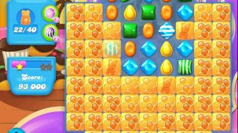 Candy Crush Soda Saga Level 120 (7th version, 3 Stars)