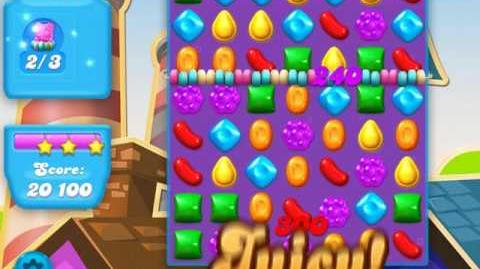 Candy Crush Soda Saga Level 1 (unreleased version 9)