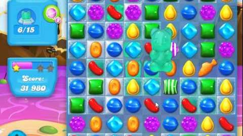 Candy Crush Soda Saga Level 23 (4th version, 3 Stars)