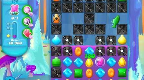 Candy Crush Soda Saga Level 150 (4th version)