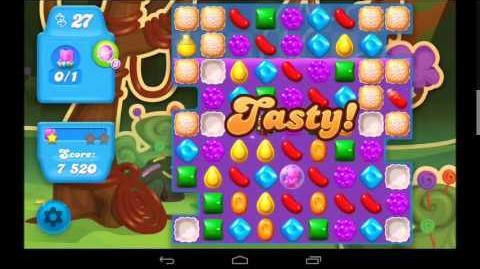 Candy Crush Soda Saga Level 15 - 3 Star Walkthrough