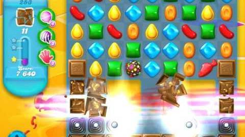 Candy Crush Soda Saga Level 253 (buffed)