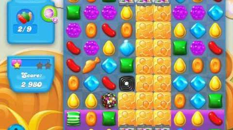 Candy Crush Soda Saga Level 154(3 Stars)