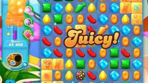 Candy Crush Soda Saga Level 303 (3rd version, 3 Stars)