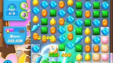 Candy Crush Soda Saga Level 73 (2nd version, 3 Stars)