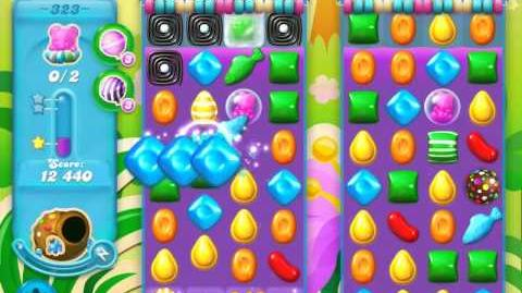 Candy Crush Soda Saga Level 323 (3 Stars)