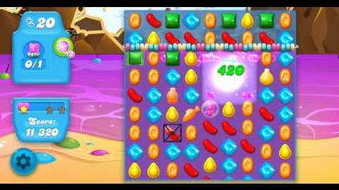 Candy Crush Soda Saga Level 21-1