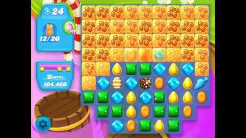 Candy Crush Soda Saga Level 130 No Boosters
