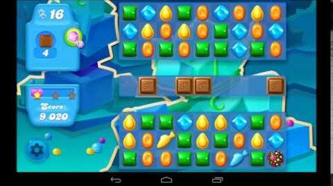 Candy Crush Soda Saga Level 56 - 3 Star Walkthrough