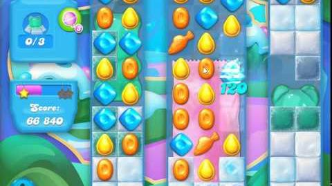 Candy Crush Soda Saga Level 233 (3 Stars)