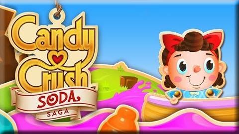 Candy Crush Soda Saga - Level 14 (September 2014)