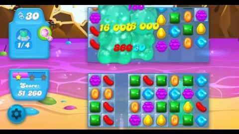 Candy Crush Soda Saga Level 27-1