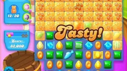 Candy Crush Soda Saga Level 130 (6th version)