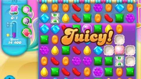 Candy Crush Soda Saga Level 173 (4th version)
