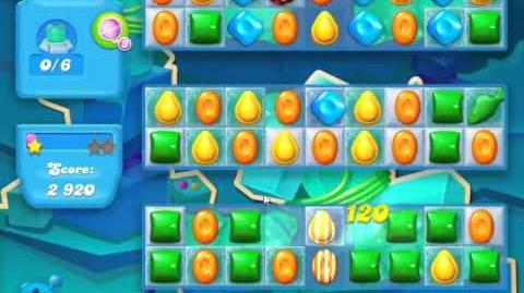 Candy Crush Soda Saga Level 57 NEW