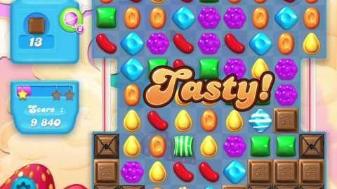 Candy crush soda saga level 45 37moves