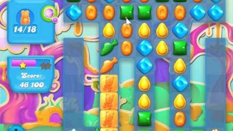 Candy Crush Soda Saga Level 84