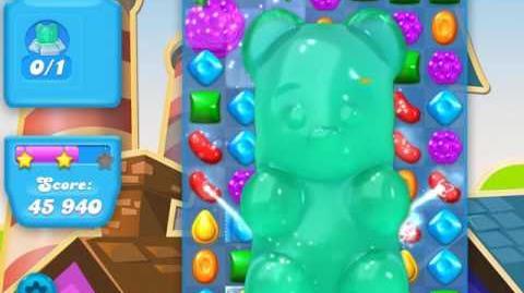 Candy Crush Soda Saga Level 2 (unreleased version 8)